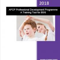 APCP Professional Development - A Training Tool for B5/ 6